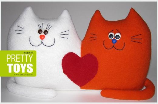 Подушка для кошки пошаговая инструкция