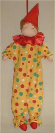 Сшить куклу петрушку своими руками